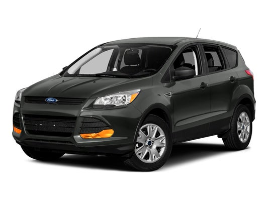 Joe Cooper Ford Midwest City >> 2015 Ford Escape Se