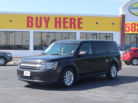 Joe Cooper Ford Midwest City >> 2013 Ford Flex SE - Ford dealer in Midwest City OK – Used Ford dealership serving Edmond Norman ...