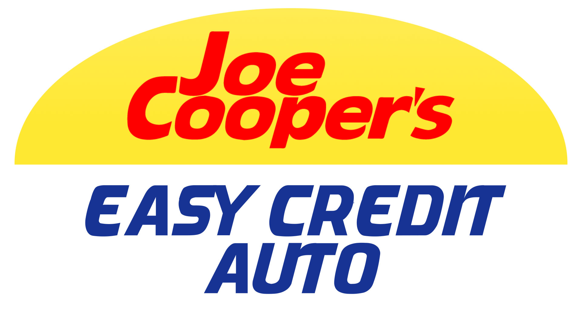 Joe Cooper Ford Midwest City >> Joe Cooper S Easy Credit Auto Sitemap Midwest City Ok
